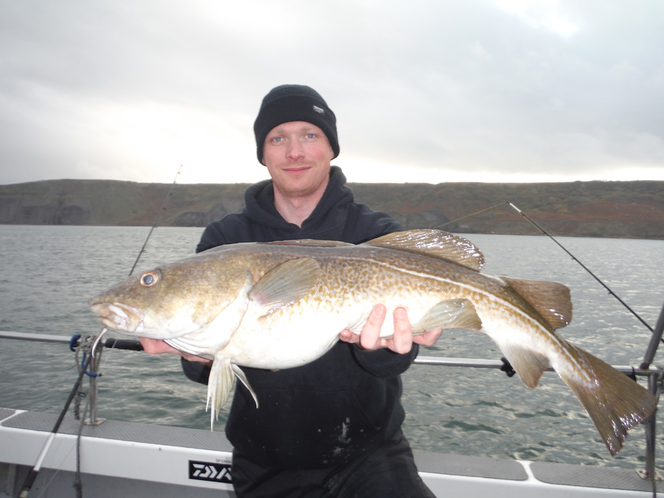 Whitby boat fishing reports