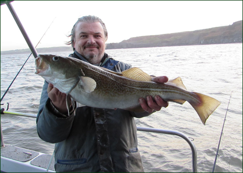 Cod fishing on Mistress Whitby