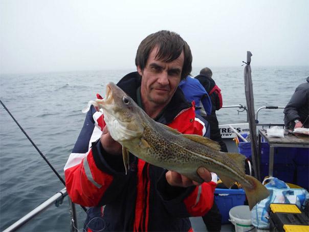 Whitby Shad Fishing